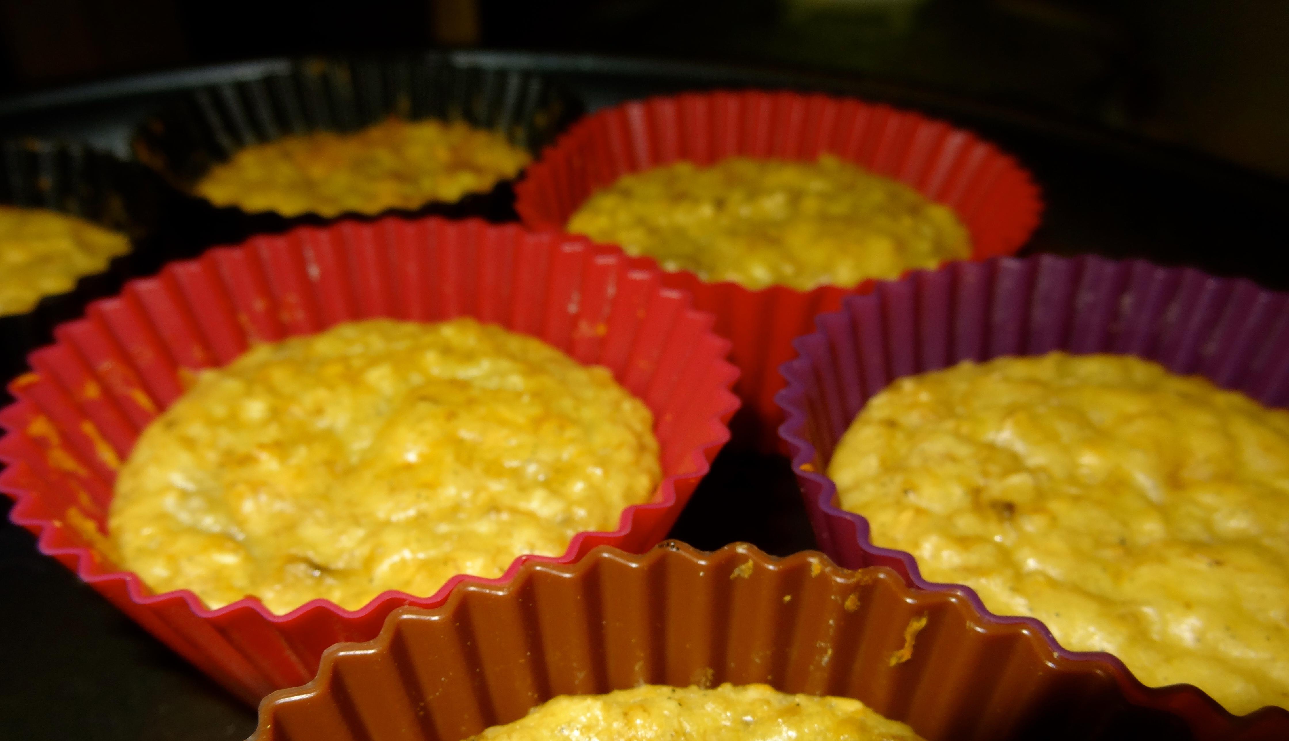 Muffins à la banane