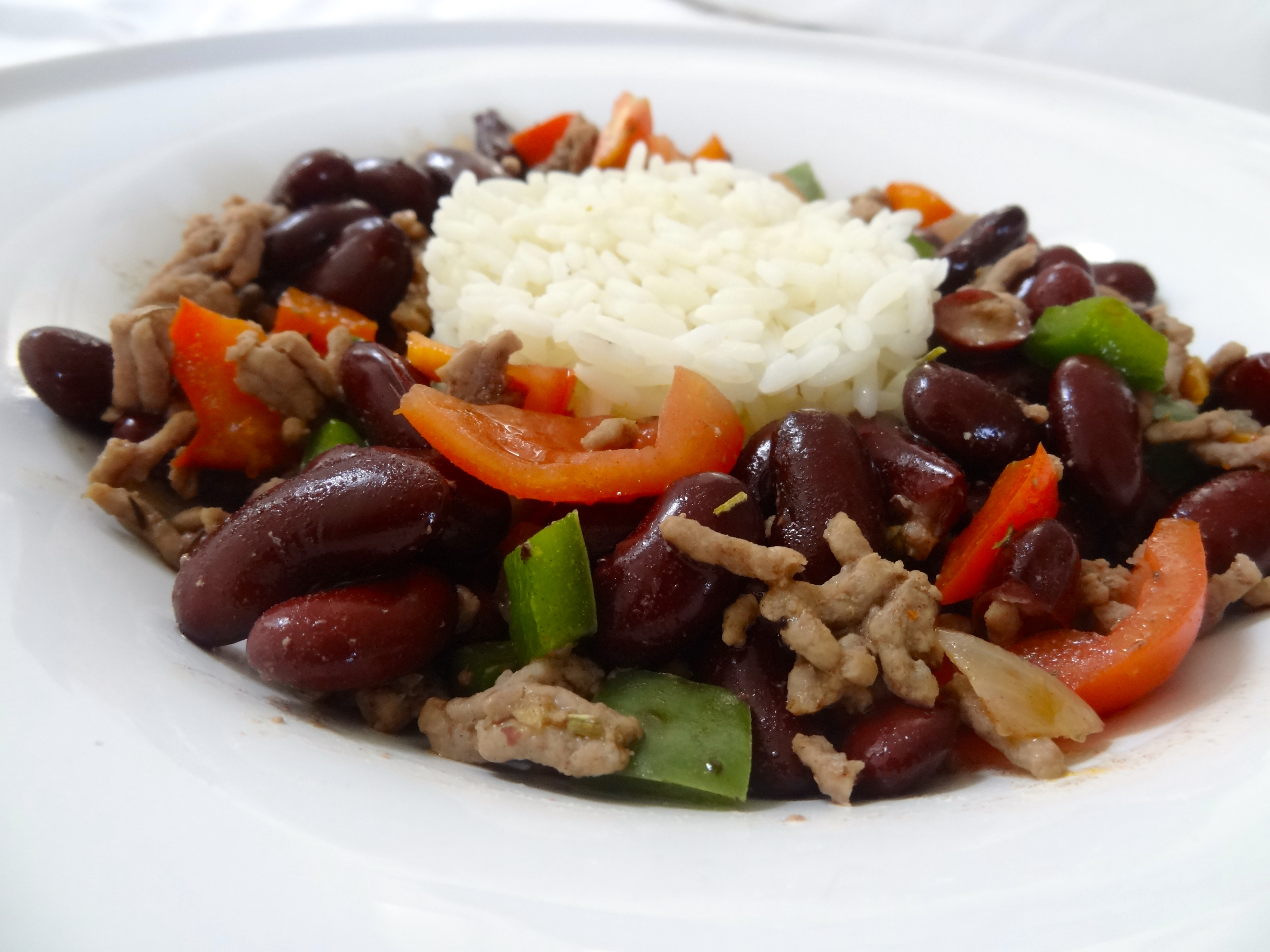 Recette de chili con carne weight watchers dine move blog sport cuisine healthy - Blog cuisine weight watchers ...