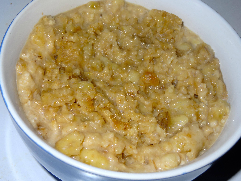 Porridge speculoos