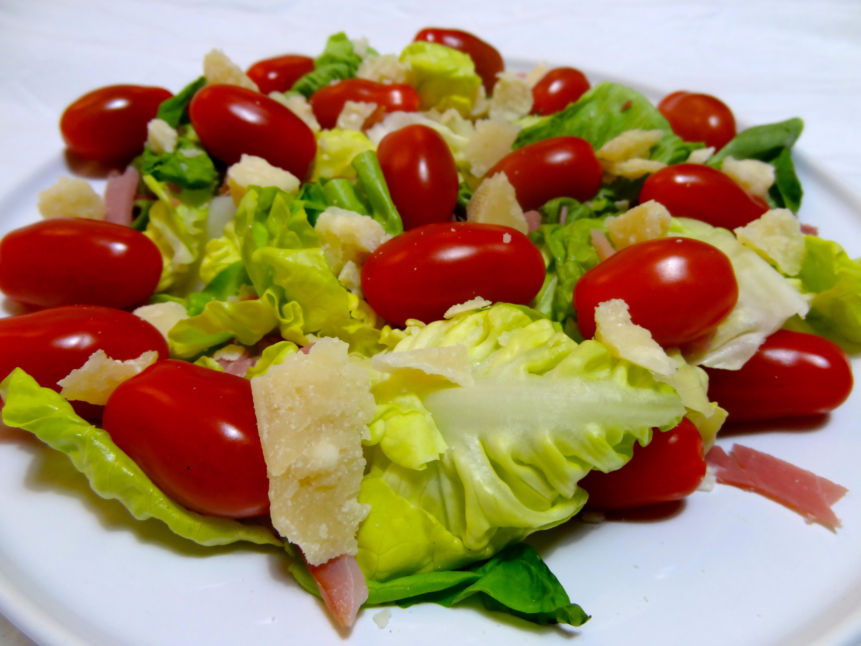 recette de salade italienne dine move blog sport cuisine healthy. Black Bedroom Furniture Sets. Home Design Ideas