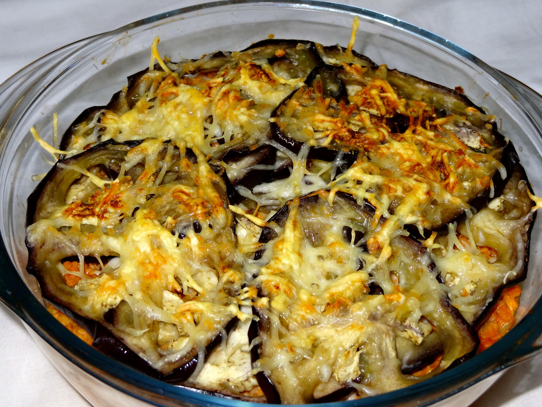 recette de moussaka végétarienne | dine & move