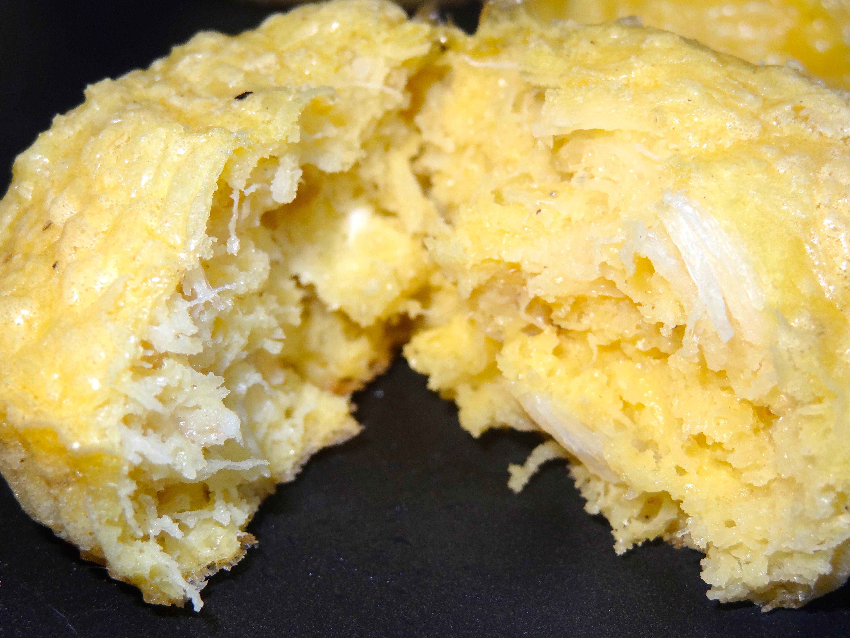 Muffins au cabillaud