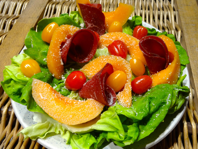 Recette De Salade De Melon A L Italienne Dine Move Blog Sport