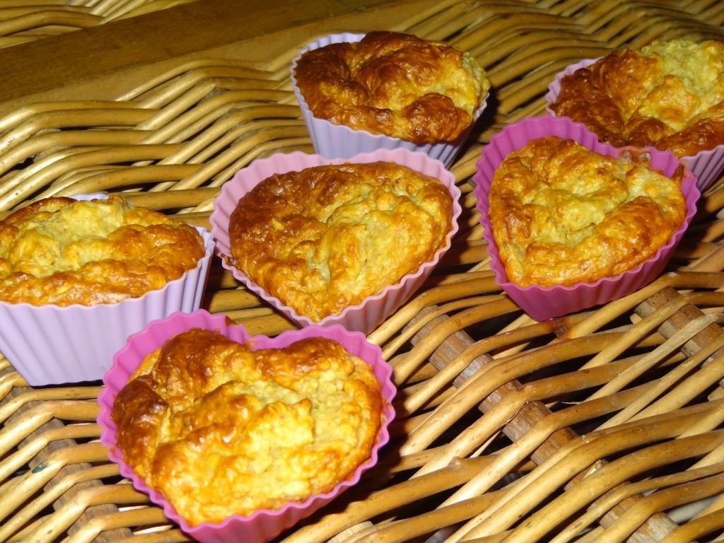 Muffins régal matin