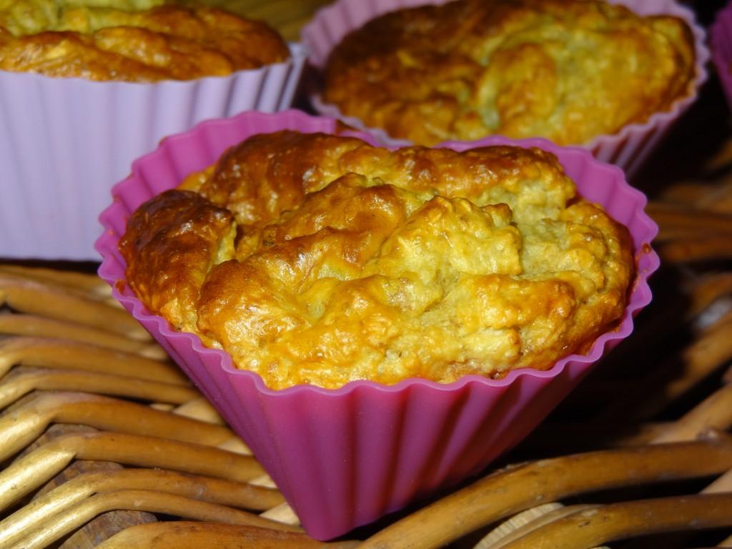 Régal matin en muffins