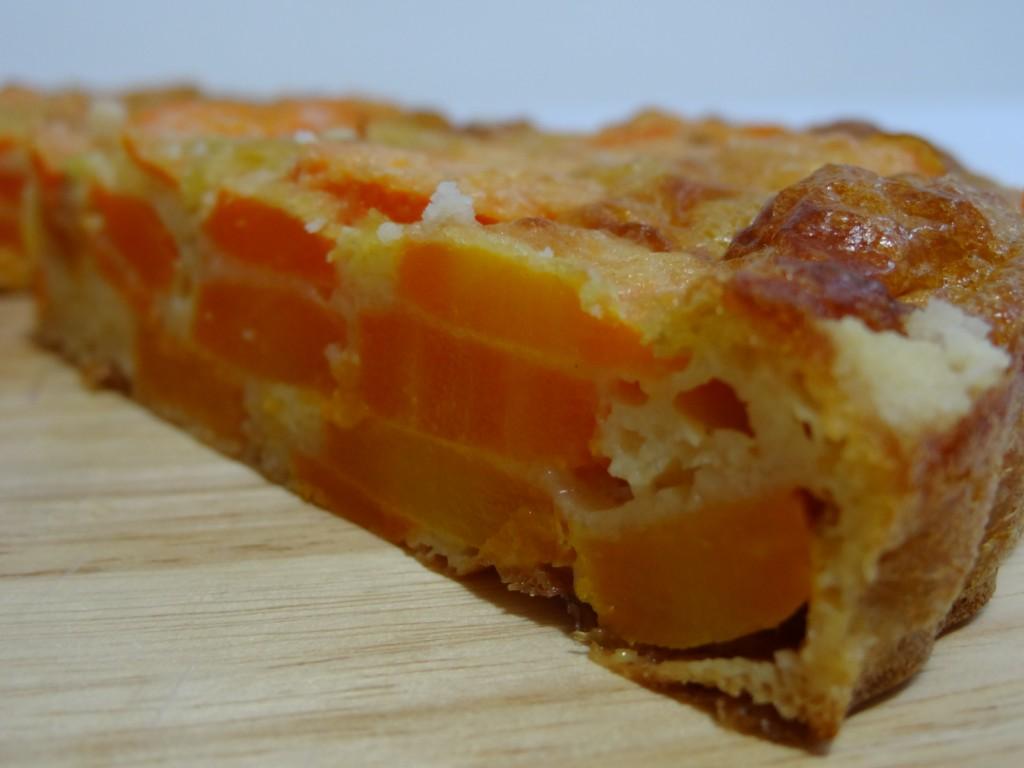 Gâteau invisible aux carottes