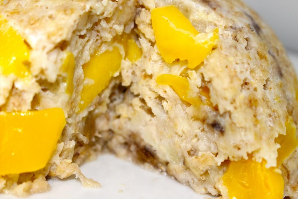 Bowlcake à la mangue
