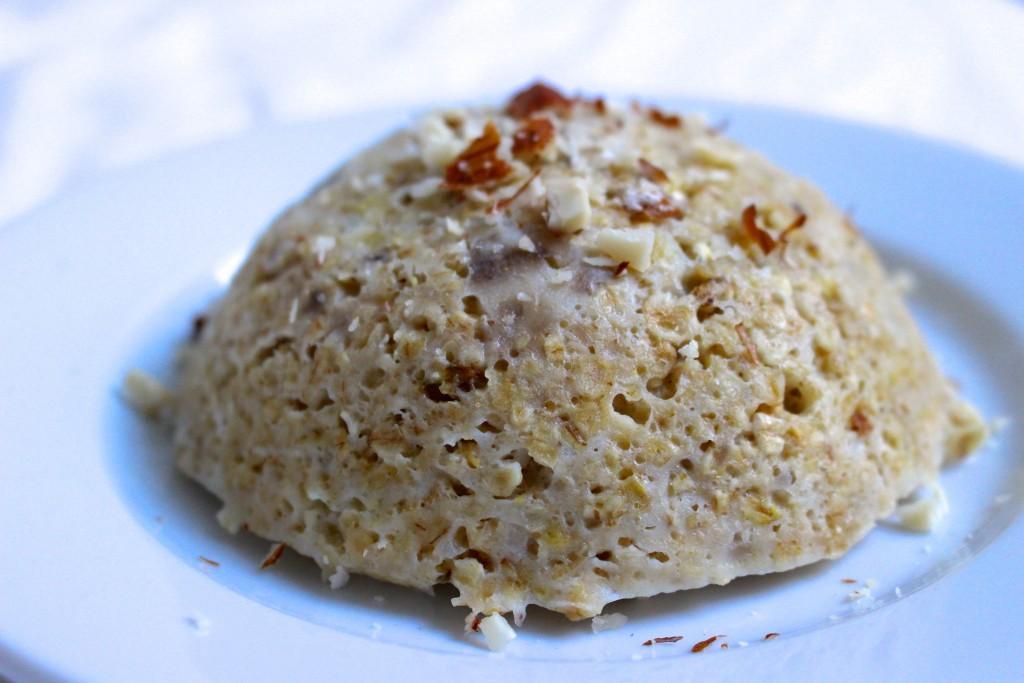 Bowlcake aux amandes