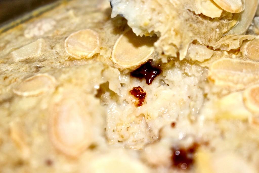 Porridge moelleux au four