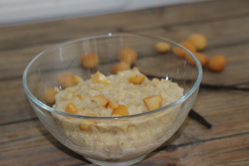 Porridge façon haagen dazs