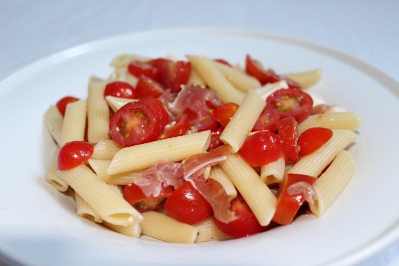 Recette de salade de p tes l 39 italienne dine move blog sport cuisine healthy - Blog de cuisine italienne ...