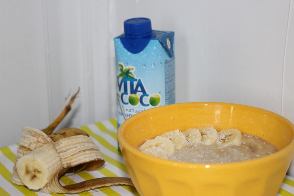 Porridge vita coco