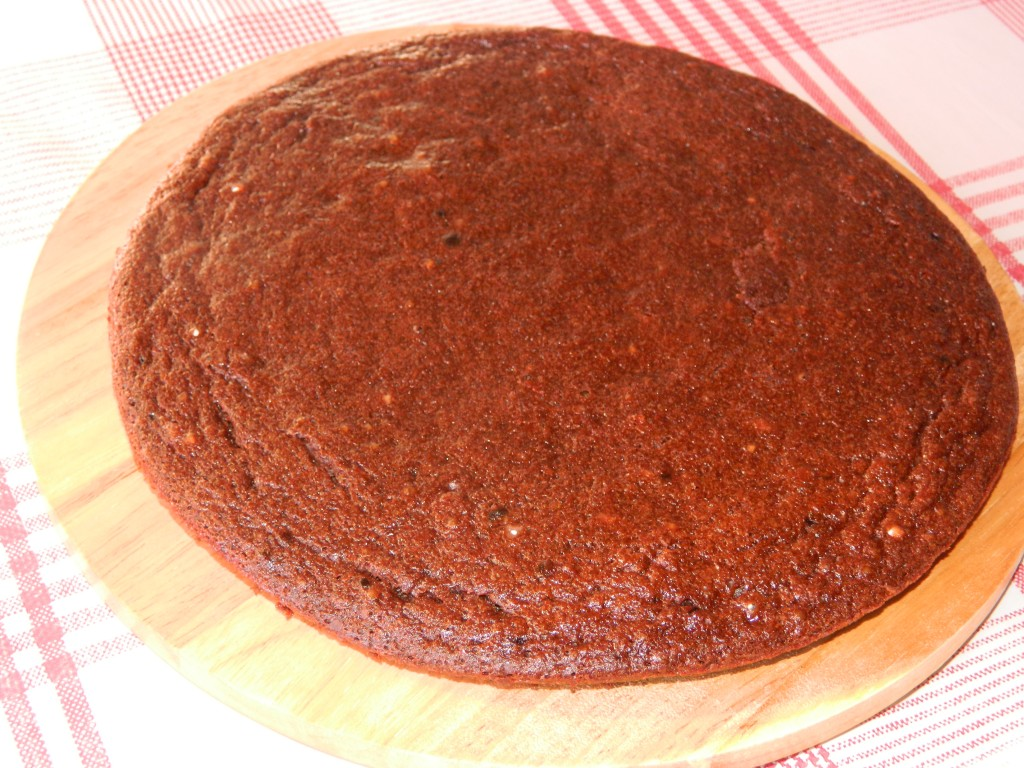 Gâteau au chocolat Weight Watchers