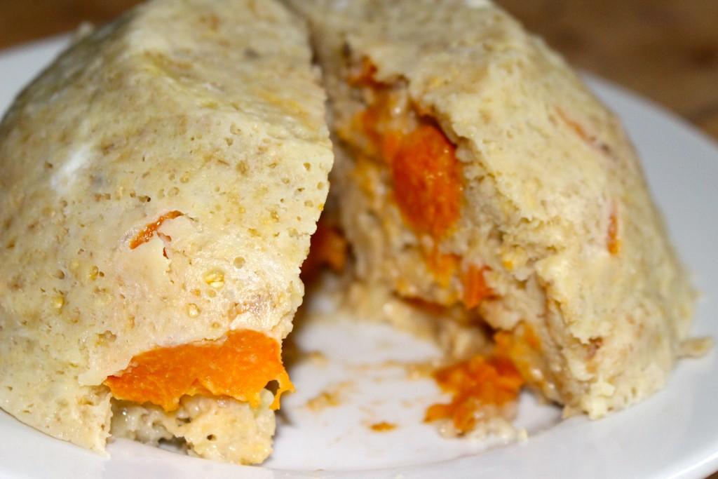 Bowlcake fondant à l'abricot