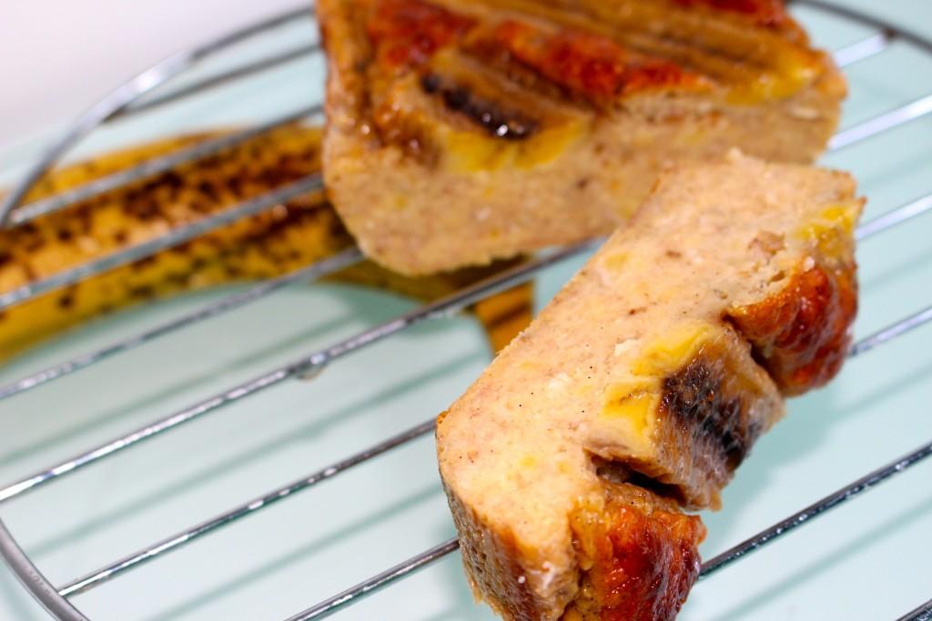 Banan bread noix de macadamia