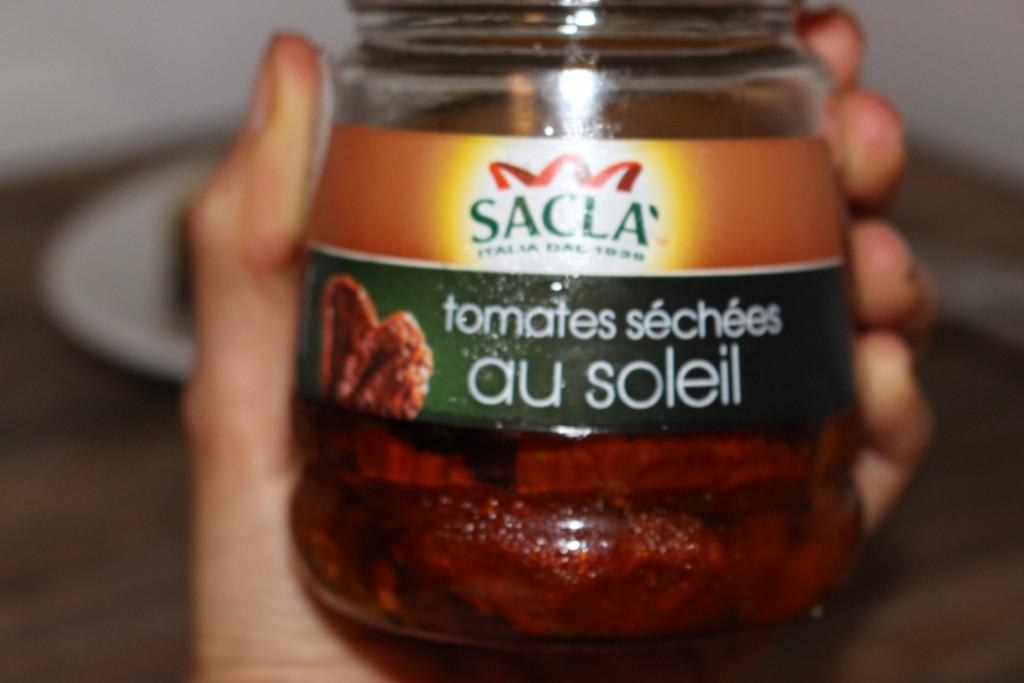Tomates séchées Sacla