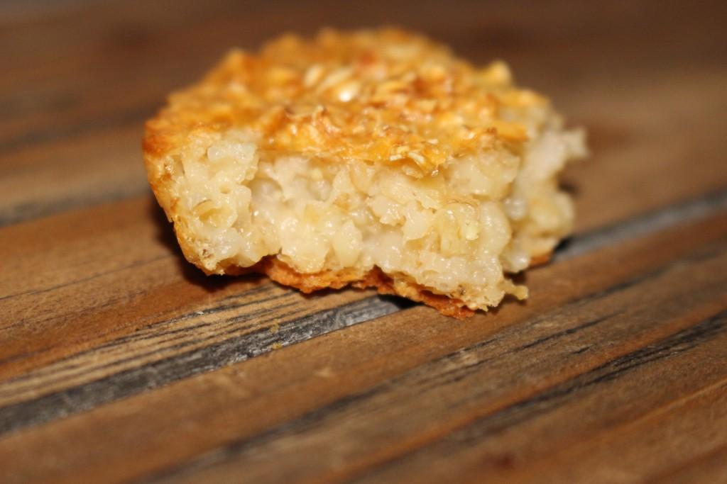 Muffins fondants aux flocons d'avoine