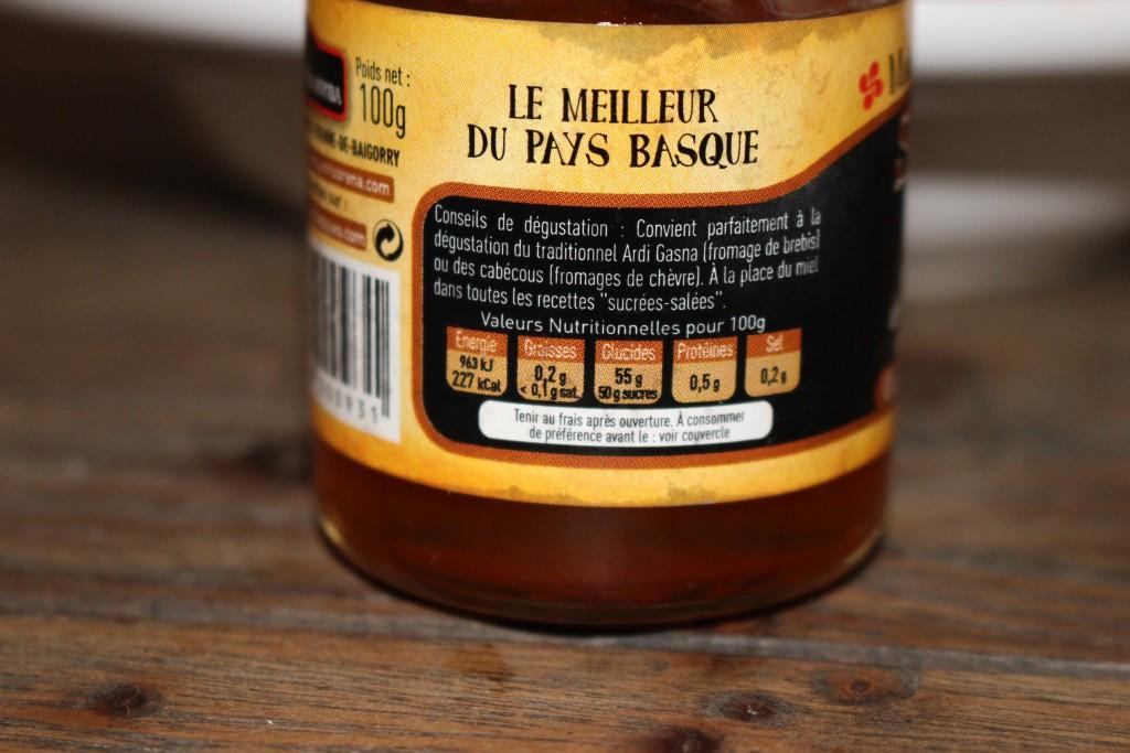 Gelée de piment