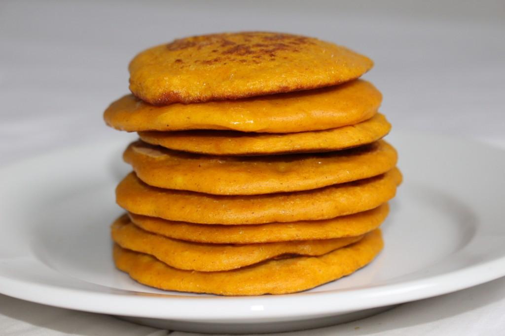 Pancakes d'automne