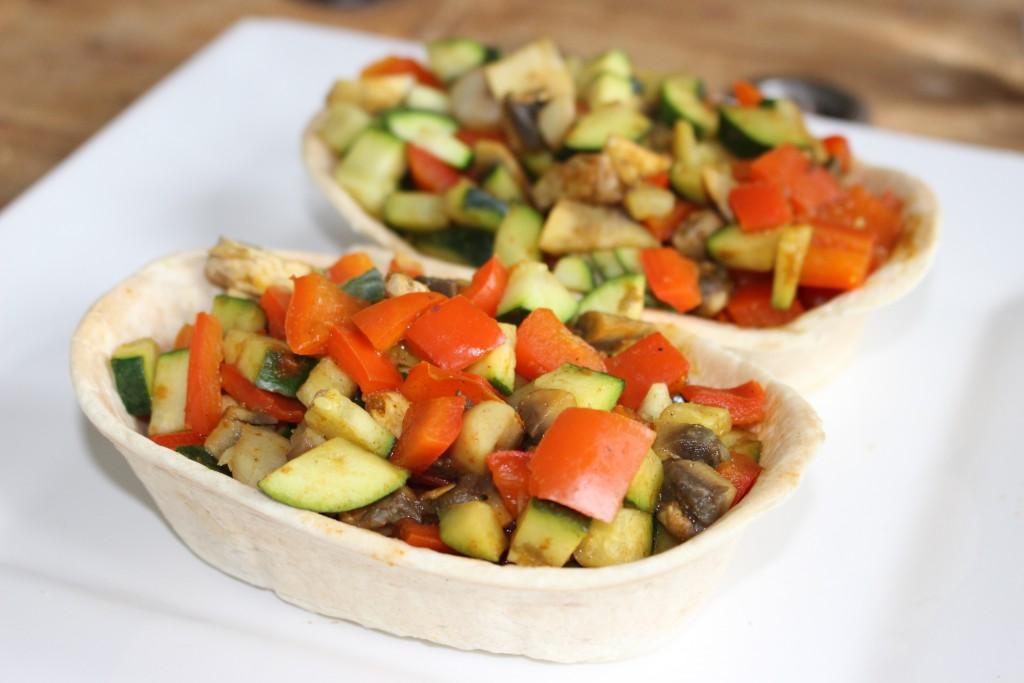 Panadillas végétariens