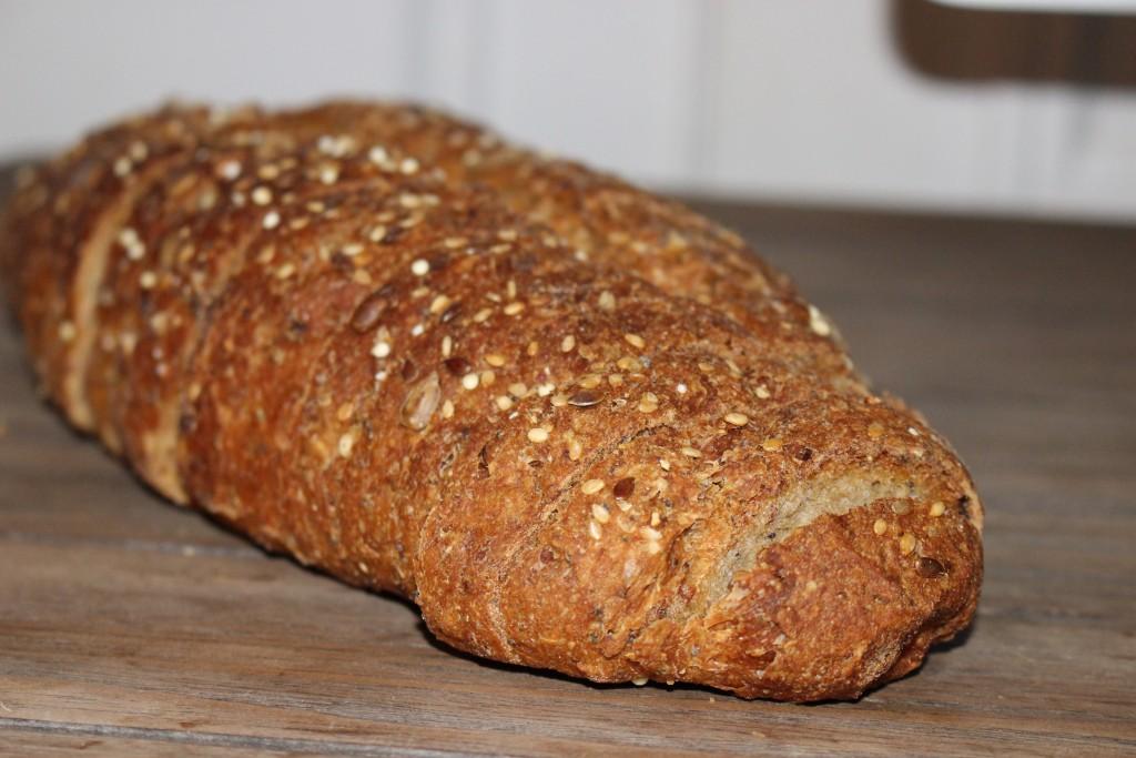 pain protéiné