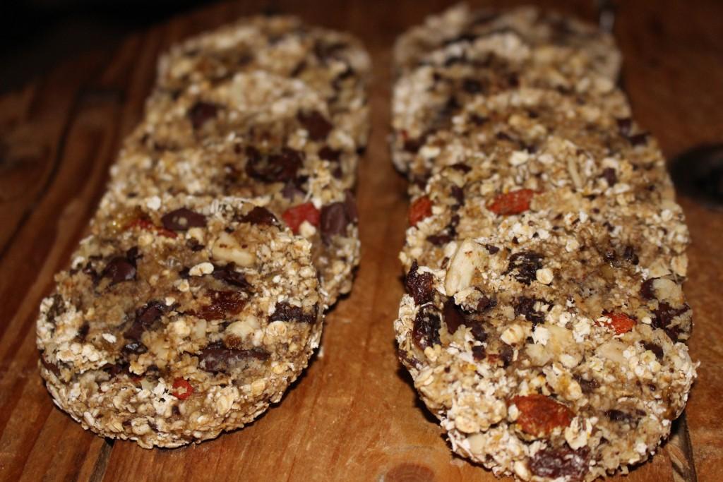 Cookies healthy et proteinés