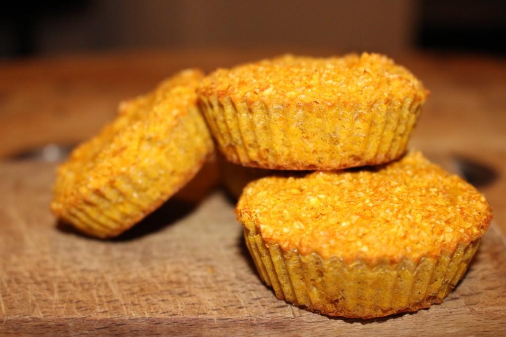 Muffins moelleux au butternut