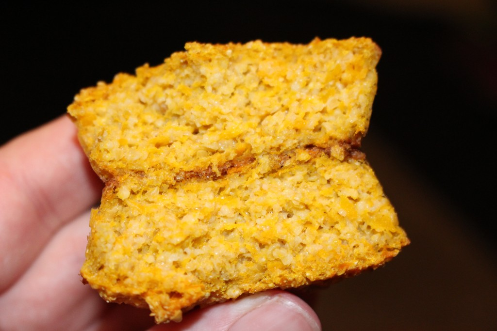 Délicieux muffins au butternut