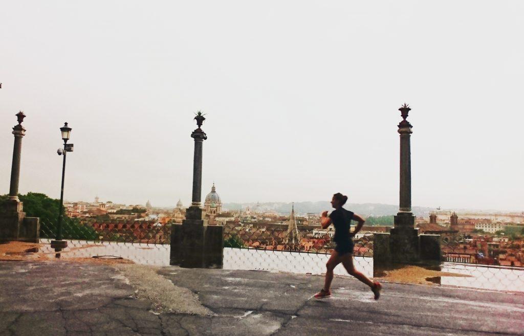 Courir à Rome