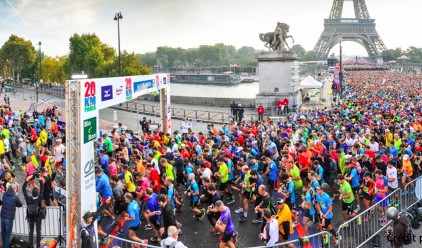 20 KM DE PARIS 2016