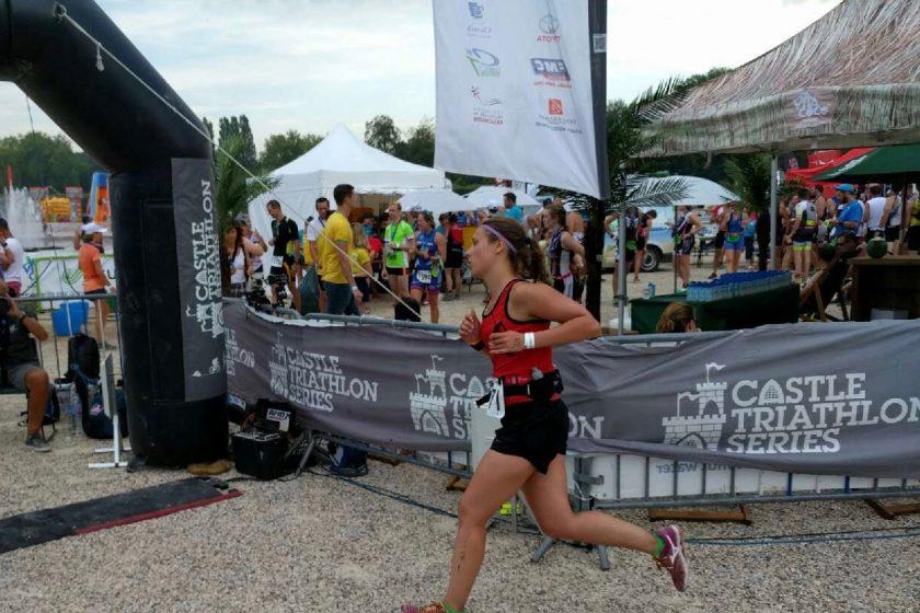 Course à pieds Triathlon