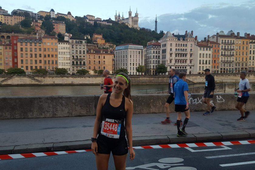 Courir à Lyon